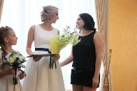 День семьи, любви и верности во Дворце бракосочетания. 8 июля 2015, Фото: 30