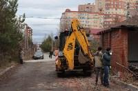 Снос заборов на Соловьином проезде, Фото: 14