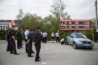 Конкурс водительского мастерства среди полицейских, Фото: 21
