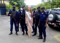 Тулячка Наталья Полуэктова  представляла Россию на бизнес-форуме туризма в Конго, Фото: 1