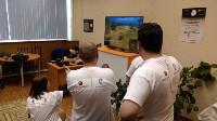 Виртуальные и настоящие танки от «Ростелекома» на тульской земле для журналистов и блогеров ЦФО, Фото: 53
