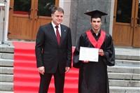 Владимир Груздев поздравил выпускников магистратуры ТулГУ, Фото: 54