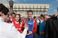 Легкоатлетическая эстафета школьников. 1.05.2014, Фото: 61