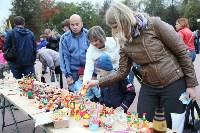 В Пролетарском округе Тулы начали праздновать День города, Фото: 20