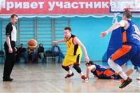 БК «Тула» дважды уступил БК «Армастек-Липецк» , Фото: 30