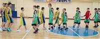 Соревнования за первенство Тульской области по баскетболу среди юношей и девушек. 1 октября, Фото: 10