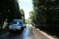 Коммунальная авария на ул. Тульского рабочего полка, Фото: 4