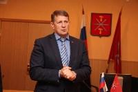 Юрий Цкипури и Евгений Авилов наградили команды Лицея №2., Фото: 38