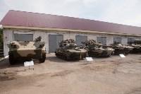 Звёзды Первого канала устроили концерт в военной части, Фото: 3