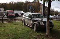 Пробка на проспекте Ленина. 27 сентября, Фото: 3