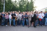"""Свеча памяти"" в Туле, Фото: 2"