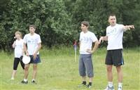 Чемпионат по Ultimate Frisbee в Новомосковске 22 июня, Фото: 2