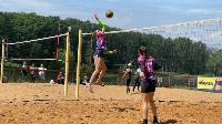 В Центральном парке Тулы прошло первенство области по пляжному волейболу среди девушек, Фото: 12