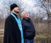 Храм в селе Ефремовского района обрел купол и крест, Фото: 5