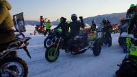 Мотороллер «Алексей Геннадьевич» из Тулы установил рекорд скорости на «Байкальской миле», Фото: 53