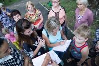 Собрание жителей по поводу благоустройства березовой рощи, Фото: 17