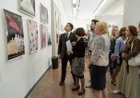 В Туле открылась выставка плакатов, Фото: 15