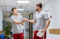 """Футболисты """"Арсенала"""" прошли медобследование после отпуска, Фото: 13"""