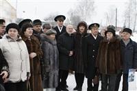 Никита Руднев-Варяжский, внук легендарного командира «Варяга» с визитом в Тульскую область, Фото: 5