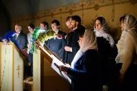 Рождественское богослужение в Успенском соборе Тулы, Фото: 71