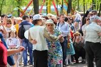 Празднования Дня Победы в Центральном парке, Фото: 9