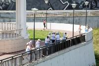 Волонтеры наводят порядок на водоемах Большой Тулы, Фото: 9