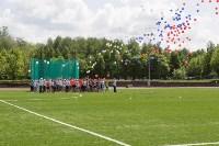 Открытие стадиона в Новомосковске, Фото: 3