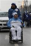 Эстафета паралимпийского огня в Туле, Фото: 21