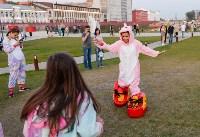 На тульском «Газоне» прошла пижамная вечеринка, Фото: 80