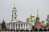 День Тульской дивизии ВДВ: на площади Ленина приземлились парашютисты, Фото: 4