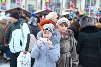 Арт-объекты на площади Ленина, 5.01.2015, Фото: 39