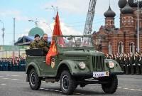 Генеральная репетиция Парада Победы, 07.05.2016, Фото: 59