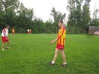 Фанаты тульского «Арсенала» сыграли в футбол с руководством клуба, Фото: 41