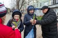 Пролетарский глава Сергей Шестаков поднял тулячкам настроение, Фото: 7