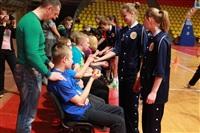 В Туле прошло необычное занятие по баскетболу для детей-аутистов, Фото: 49