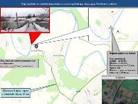 В Тульской области составили схемы объездных путей в случае подтопления мостов , Фото: 12