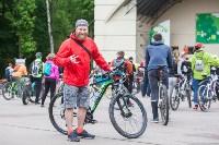 В Туле прошел большой велопарад, Фото: 29