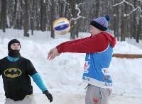 III ежегодный турнир по пляжному волейболу на снегу., Фото: 89