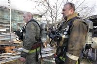 Пожар на ул. Руднева. 20 ноября, Фото: 11