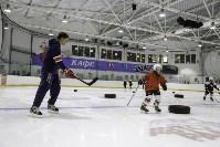 Легенды хоккея провели мастер-класс в Туле, Фото: 32