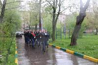 У домов тульских ветеранов прошли парады, Фото: 21