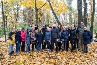 В Центральном парке Тулы появился сосновый бор «Слободы», Фото: 70