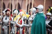 Средневековые маневры в Тульском кремле. 24 октября 2015, Фото: 123