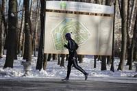 Центральный парк культуры и отдыха им. Белоусова. Декабрь 2013, Фото: 27