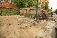 Коммунальная авария на ул. Лейтейзена, Фото: 8