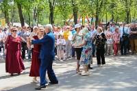 Празднования Дня Победы в Центральном парке, Фото: 8