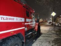 Авария на ул. Пролетарской в Туле, Фото: 1