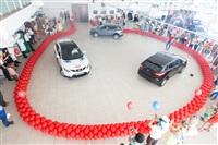 Премьера нового Nissan Qashqai в ДЦ «Восток Моторс», Фото: 17