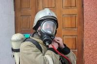 Тульские пожарные ликвидировали условное возгорание в здании суда, Фото: 1
