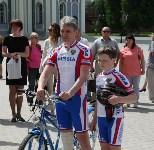 В Туле встретили участников велопробега Москва–Сочи «Помоги встать!», Фото: 7